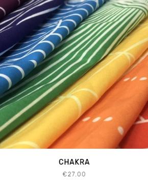 fleet and flower chakra