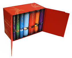 Harry Potter - The Complete Works Hardback These are gorgeous, spellbounding, and worthy to be reread.