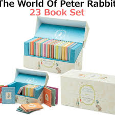 The World of Peter Rabbit - The Complete Collection of Original Tales 1-23 Adorable for the child in all of us or ideal for your child's growing library