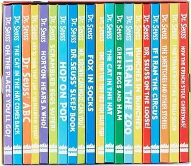 I have these for my grown up library and ADORE the colour of them. One to keep for my family to come.