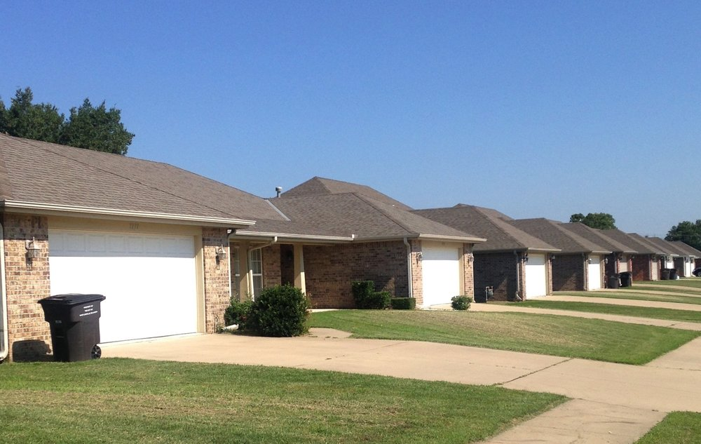 - Willow Park has 13 duplexes just a block each of Madison and Hazel Drive.