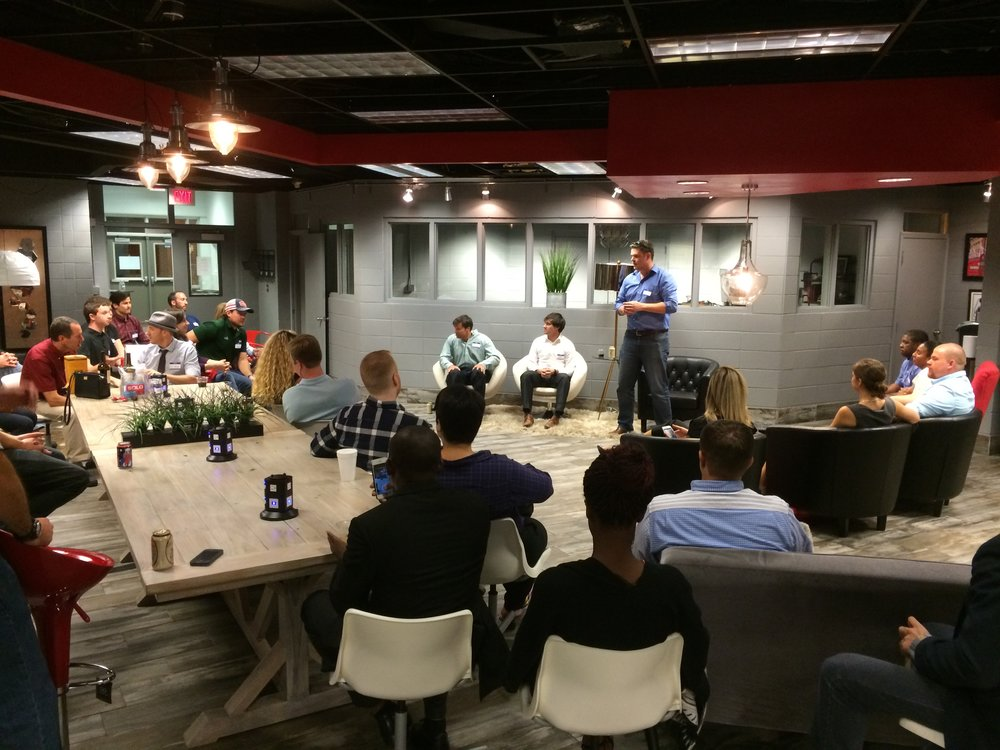 Trey Clark and Eric Grisham speak to 32/10 about co-founding WEPA Printing and DPSI.