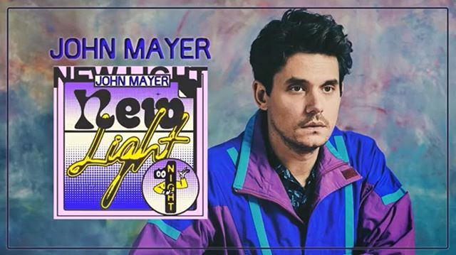 WOWOWOW @johnmayer COMES BACK WITH THE SONG OF THE SUMMER! #newlight #johnmayer