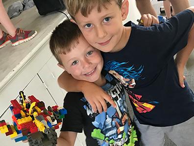 Week of June 24 - Lego Robotics, Decorating Cake Pops, Scavenger Hunt, Dance , Chess, Clay Art, Minecraft Pokemon