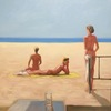 "Kerry Rowland Avrech - ""Private Party: The Sunbathers""  - $900"