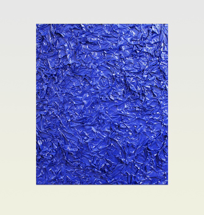 "Javi Park -  ""Blue Dream      "" - $900"