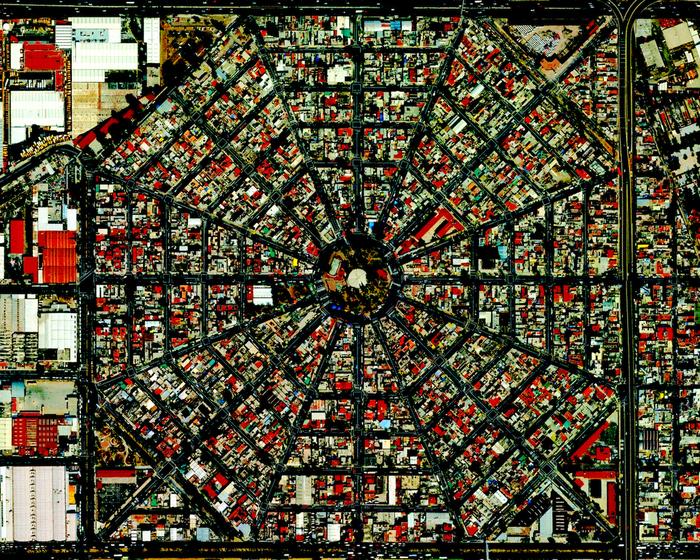 "Joseph Heathcott -  ""Colonia Federal, Mexico City, 2018""  (16"" x 20"") - $250"