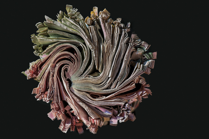 """Ilene Africk -  """"Riptide"""" (16"""" x 20"""") -  $675"""