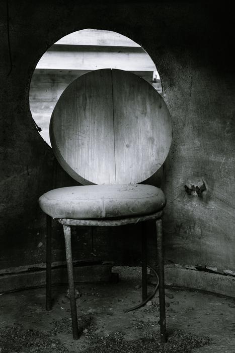 "Michael Marlitt -   Still Life, Abandoned Steel Mill -   Fine Art Photography (11"" x 17"")  $235"