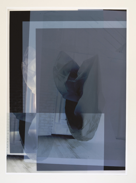 "Daniel Melo -   nette -   Inkjet Print on Cotton Paper (59"" x 43"")  $2000"
