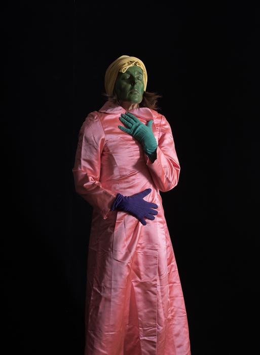 """Jo Ann Chaus -   Carol -   Archival Inkjet (17"""" x 22"""")  $450"""