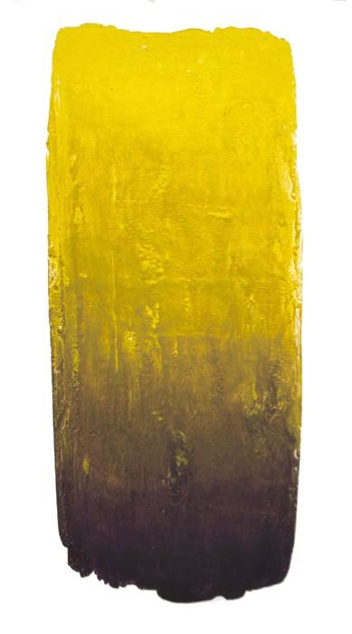 "Kristin Sarette  -   Drawing Down -   Carborundum Collagraph (37"" x 26"")  $300"