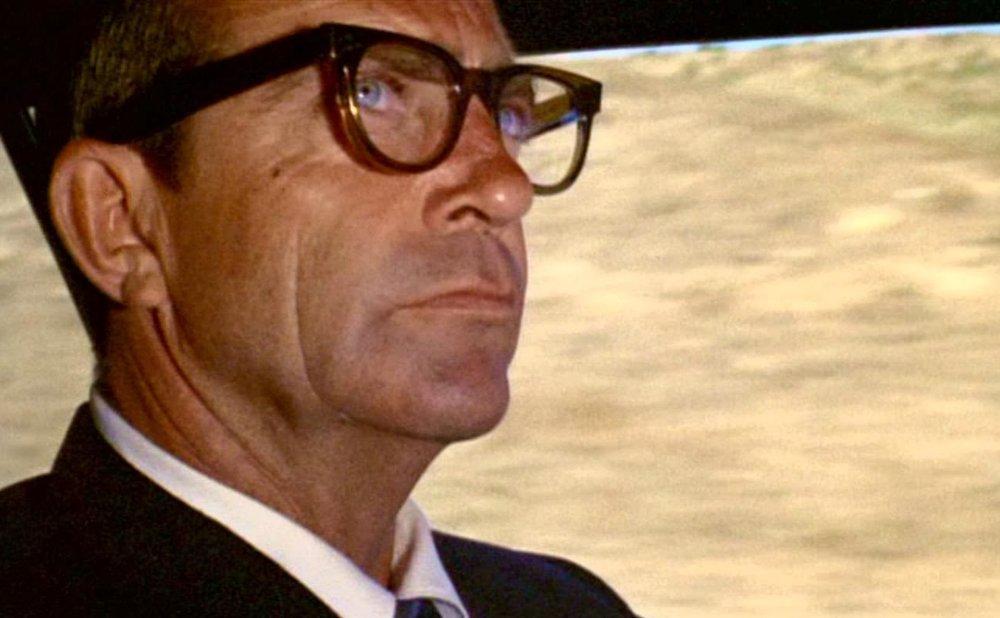 Legendary stunt driver Bill Hickman