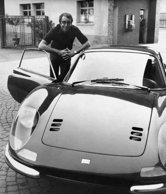 Peter Sellers' Ferrari Dino