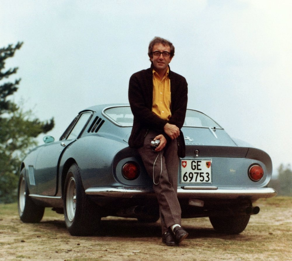 Peter Sellers - Ferrari 275GTB