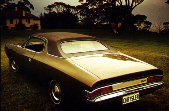 The rarest of the rare - a 1972 Chrysler By Chrysler hardtop, one of only 400 made