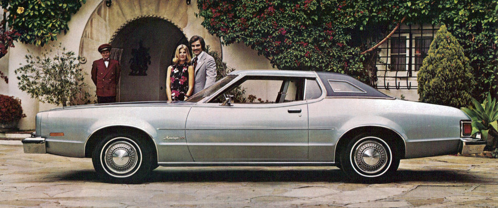 1974 Mercury Cougar XR-7