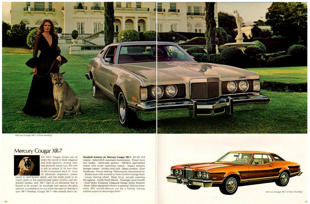 1976 Mercury Cougar XR-7