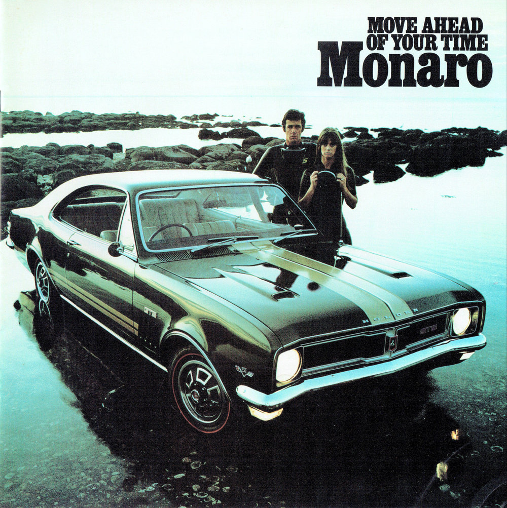 HT GTS Monaro - move ahead of your time