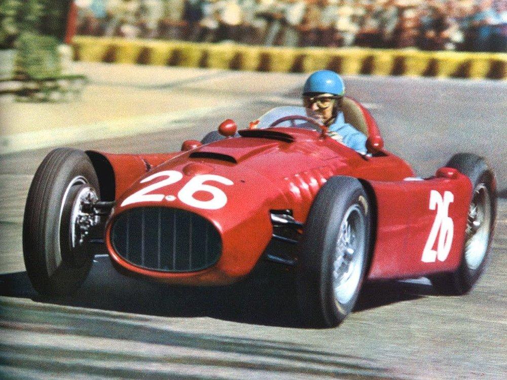 1954 - Maserati/Mercedes