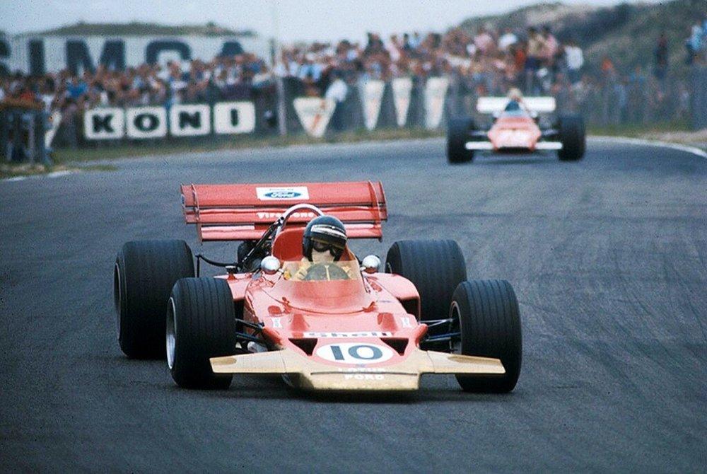 1970 - Gold Leaf Team Lotus
