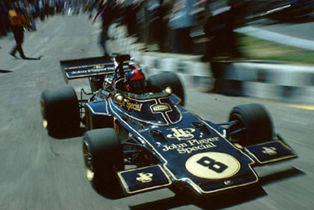1972 - John Player Team Lotus