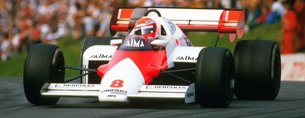 1984 - Marlboro McLaren International