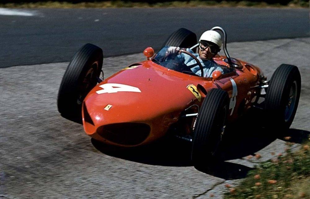 1961 - Scuderia Ferrari SpA SEFAC