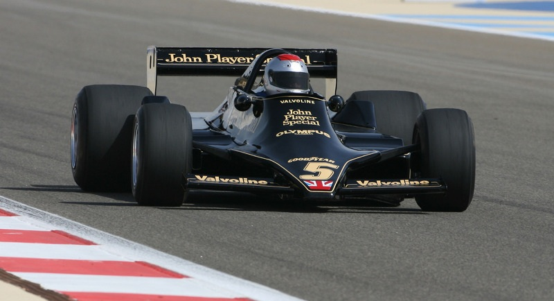 1978 - John Player Team Lotus