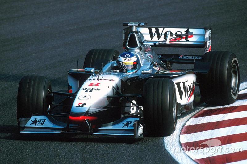 1998 - West McLaren Mercedes