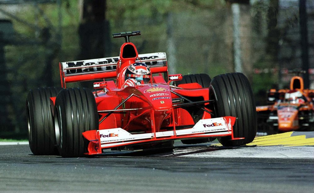 2000 - Scuderia Ferrari Marlboro