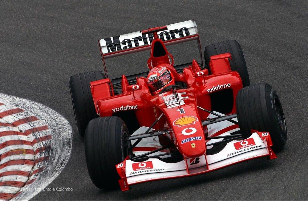 2002 - Scuderia Ferrari Marlboro