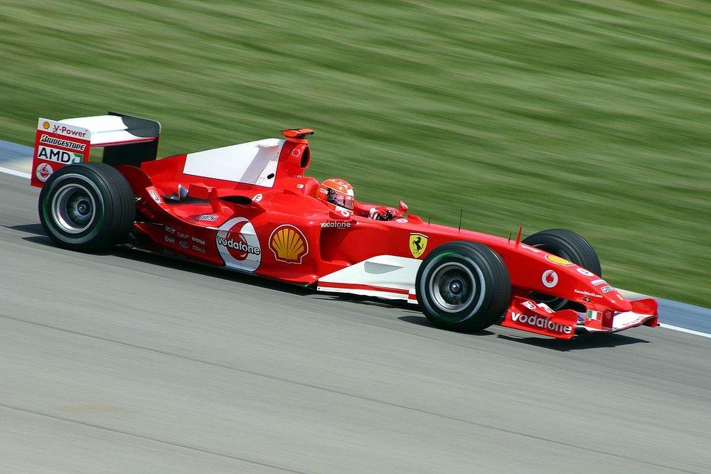 2004 - Scuderia Ferrari Marlboro
