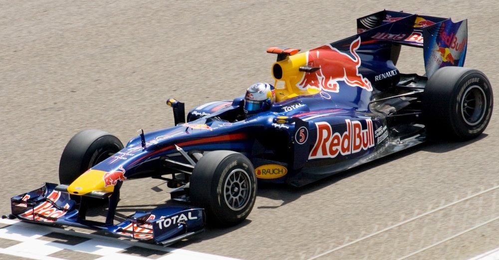 2010 - Red Bull Racing