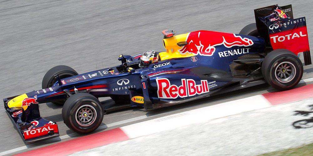 2012 - Red Bull Racing