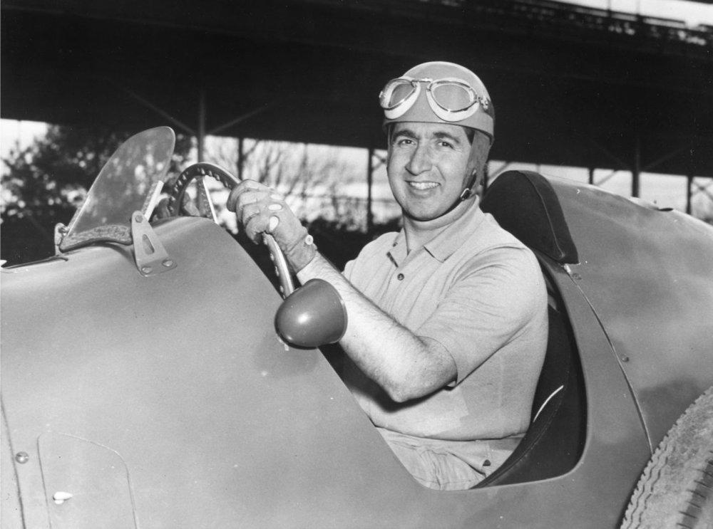 1952  World Champion - Alberto Ascari (Italy)