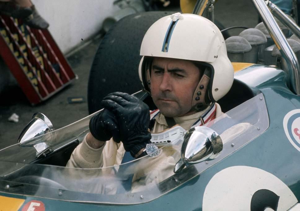 1966 World Champion- Jack Brabham (Australia)