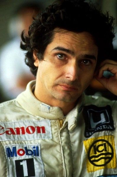 1983 World Champion - Nelson Piquet (Brazil)