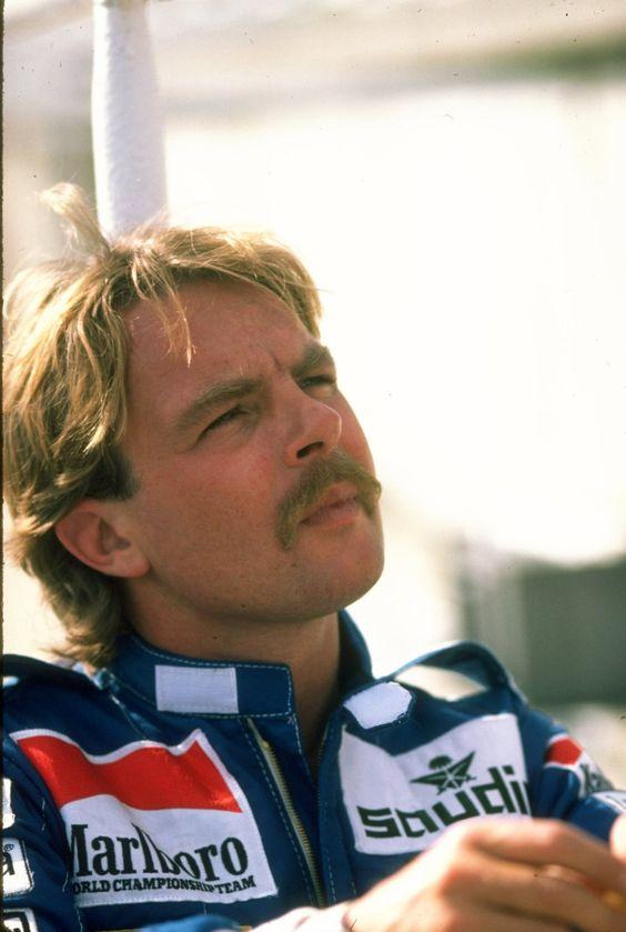 1982 World Champion - Keke Rosberg (Finland)