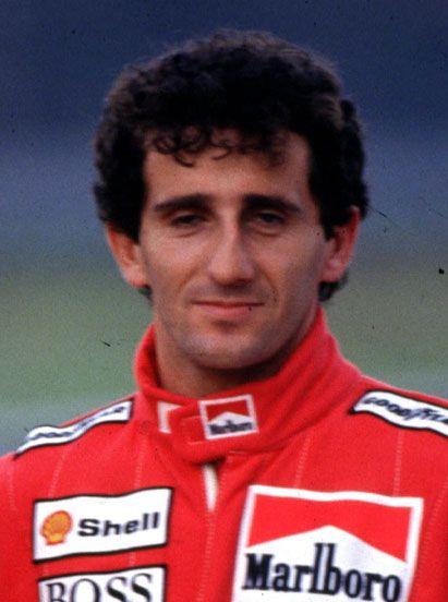 1989 World Champion - Alain Prost (France)