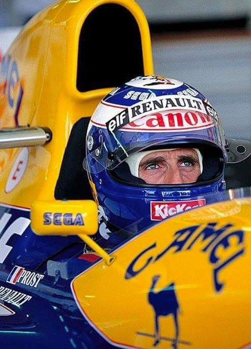 1993 World Champion - Alain Prost (France)
