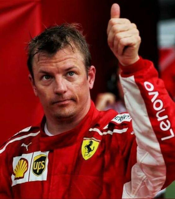 2007 World Champion - Kimi Raikkonen (Finland)