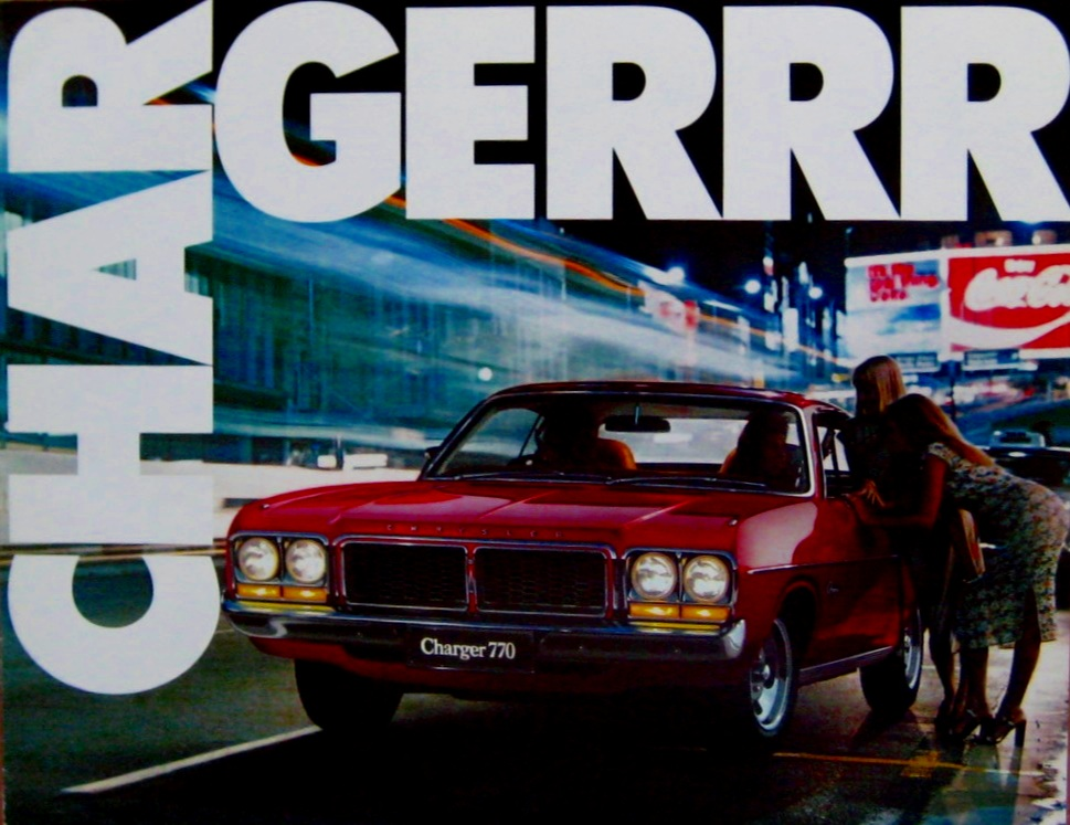 The final Charger was the slow selling CL, released in 1976 and last offered only a year later.