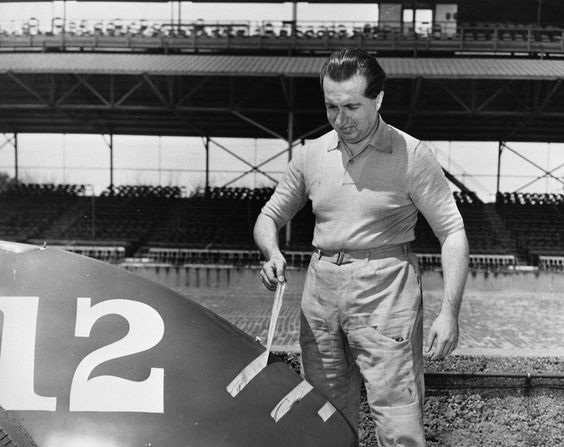 1953 GP Champion - Alberto Ascari (Italy)