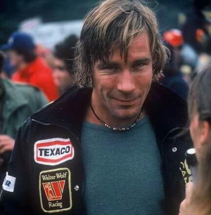 1976 World Champion - James Hunt (UK)