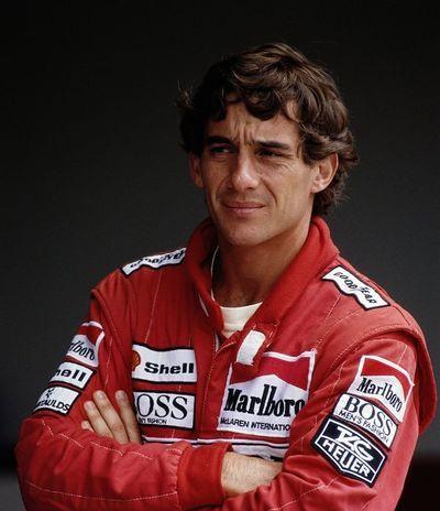 1988 World Champion - Ayrton Senna (Brazil)