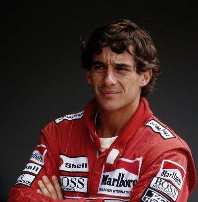 1991 World Champion - Ayrton Senna (Brazil)