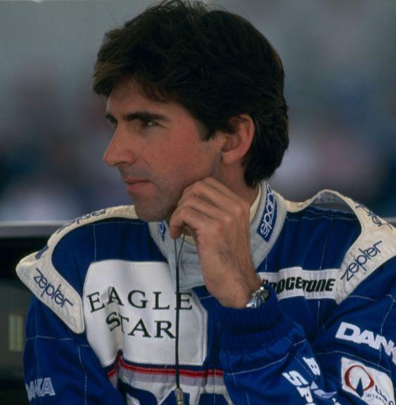 1996 World Champion - Damon Hill (UK)