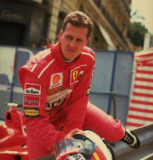 2003 World Champion - Michael Schumacher (Germany)