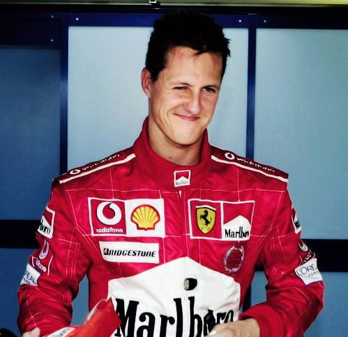 2004 World Champion - Michael Schumacher (Germany)